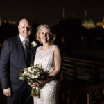 Audrey and David – St Andrews and St George Church & The George Hotel Edinburgh