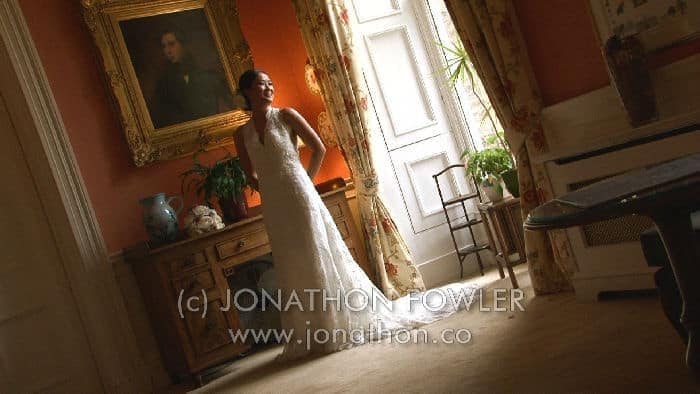 Balbirnie House wedding videographer