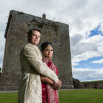Borthwick Castle Wedding Photographer - Sonya and Kordell's Hindu Celebration