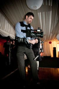 Cinematic Wedding Video With The Steadicam System