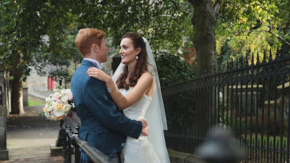 Caledonian Hotel Wedding Video - Joy and Nick