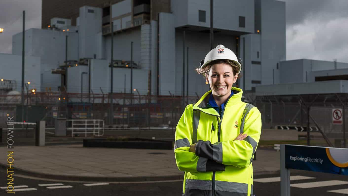 EDF Energy Torness Visitor Centre-2015