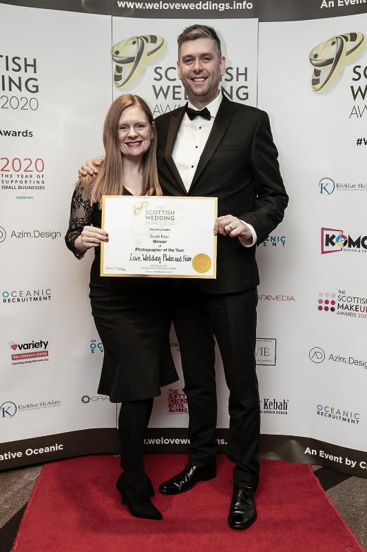 Contact Scottish Photographer Of The Year South East – Scottish Wedding Awards 2020