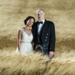 Nikki and Tony – Dalhousie Castle