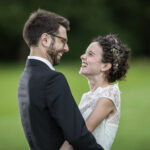 Catriona and Simone – Dalhousie Castle