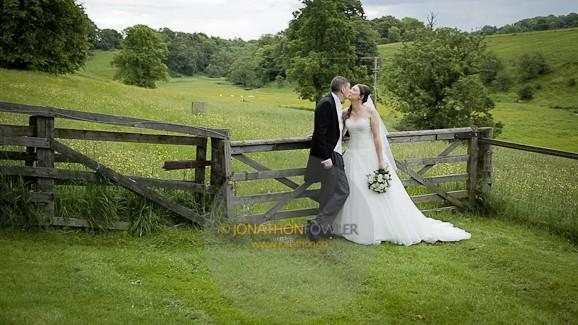 Susan and David Dalmahoy Hotel wedding
