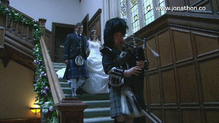 Dundas Castle wedding video