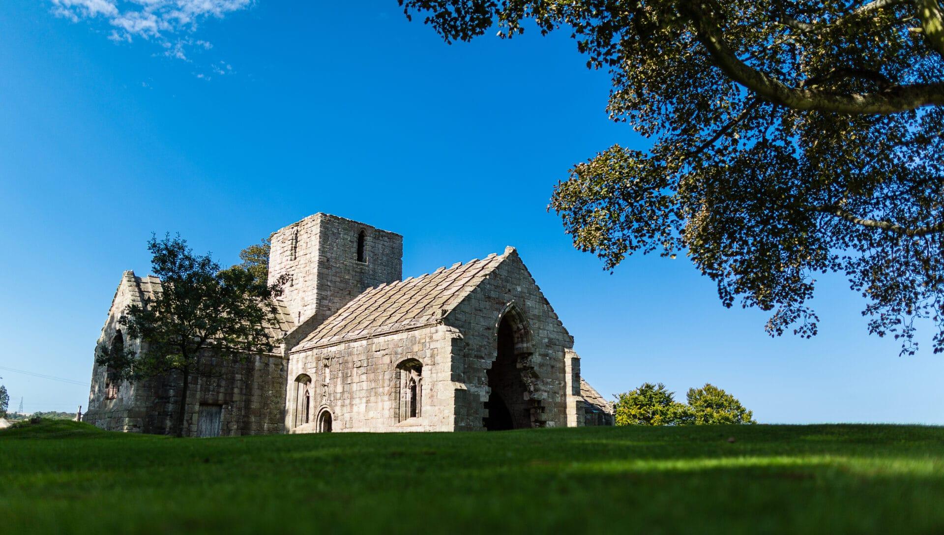 Dunglass Estate Church exterior