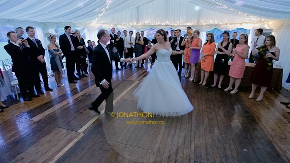 Duns Castle Wedding Day Film - Corinna and James