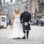 Keryn and Keith – Edinburgh City Chambers and Calton Hill