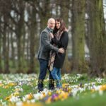 Engagement Photographers Edinburgh Inverleith Park With Colin And Sarah