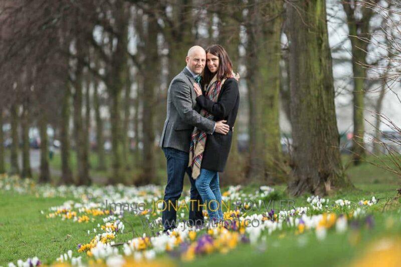 Colin and Sarah Pre-wedding Photo Shoot