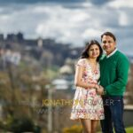 Engagement Photographer In Edinburgh At The Scottish Parliament And Calton Hill