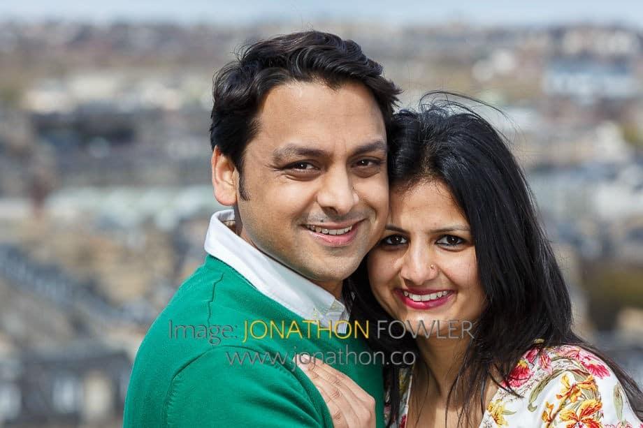 Padmini and Rajat