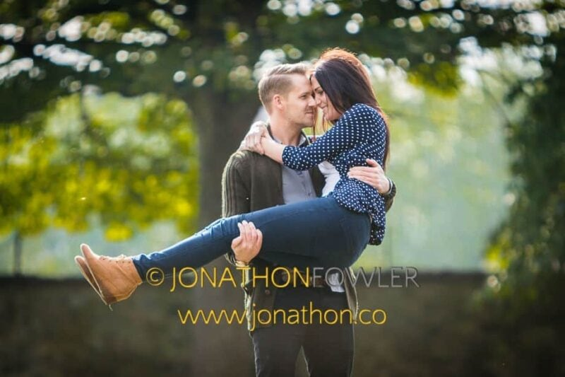 Emma and Jamie pre-wedding photos