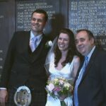 Susannah and Nathan – Edinburgh City Chambers and Royal Botanic Garden Edinburgh