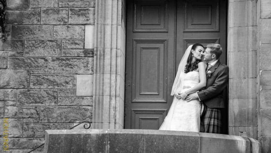 Scottish wedding film samples Edinburgh