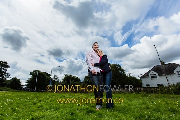 Pre-wedding Photo Shoot at Corstorphine Hill Engagement shoot offer 016
