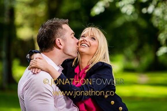 Pre-wedding Photo Shoot at Corstorphine Hill