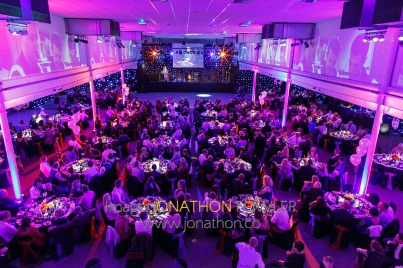 commercial event photographer EDF Torness 25th Birthday Party 049