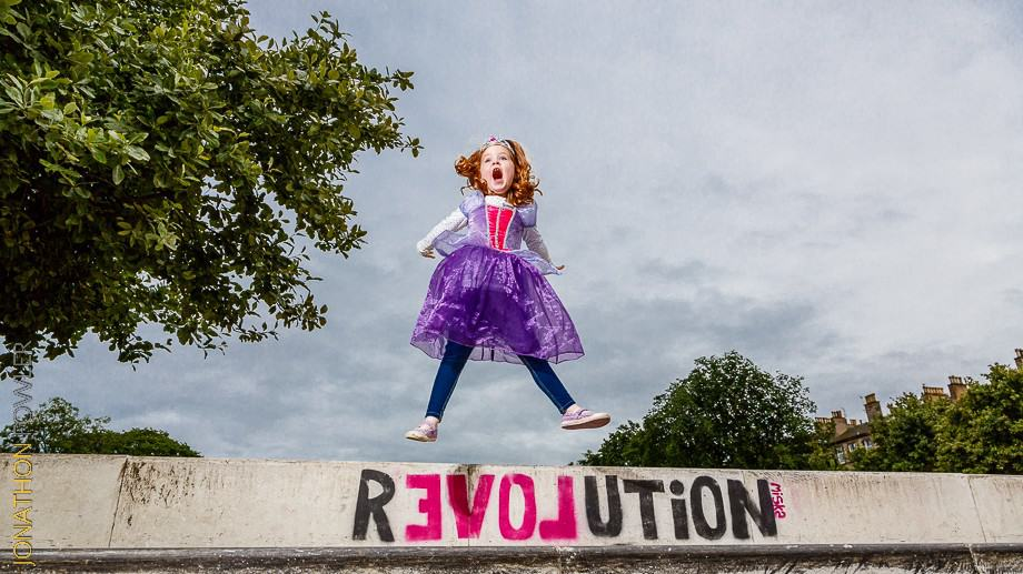 child portraits Edinburgh