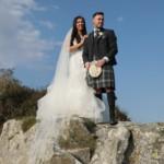 Natasha and Ryan – GG's Yard, Dumfries & Galloway