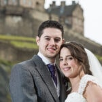 Grainne and Justin – St. John's Church & Edinburgh George Hotel