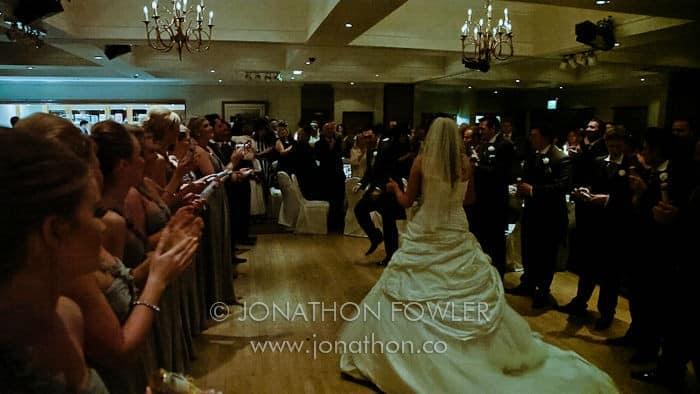 Liza and Phil Macdonald Houstoun House wedding 023