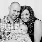 Baby Aaron, Lynne and Murray