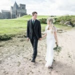 Clare and Drew – Inchcolm Island and Whiski Rooms Edinburgh