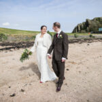 Emma and Dan – Inchcolm Island and Orocco Pier