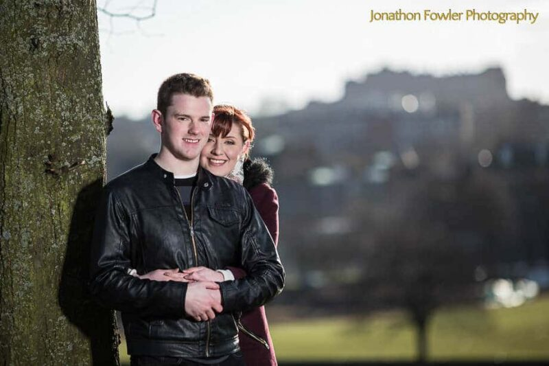 Inverleith Park Engagement Photo Shoot Megan and Stuart 025