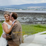 Gillian and Ryan Loch Ness Country House Hotel wedding