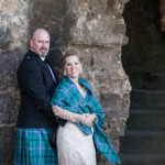 Jen and Eric – Dirleton Castle