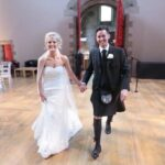 Kevin and Kate – St John's Church Portobello & Mansfield Traquair Edinburgh