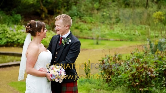 Kirknewton House Stables wedding