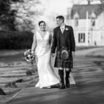 Kirsty and David – Glenbervie House