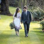 Lauren and Mike – Inveresk Lodge Garden, Musselburgh