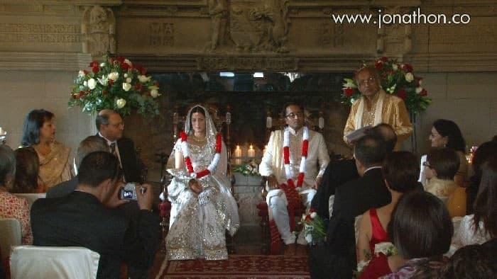 Lennoxlove House wedding