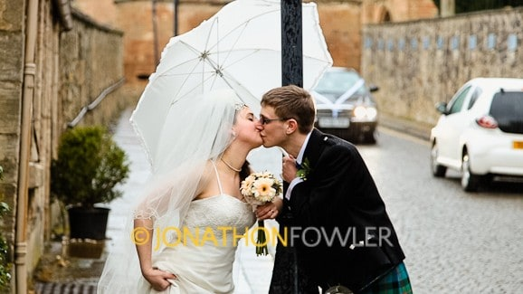 Linlithgow Burgh Halls wedding Denise and Alistair