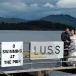 Lodge On Loch Lomond wedding Hannah and Amit