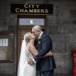 Lorna and Scott – Edinburgh City Chambers Registry Office