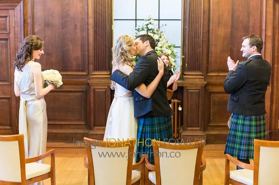 Gill and Jamie wedding
