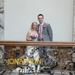 Jen and Andy – Edinburgh City Chambers and The Dome