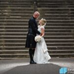 Melanie and Martin – Waldorf Astoria Edinburgh The Caledonian