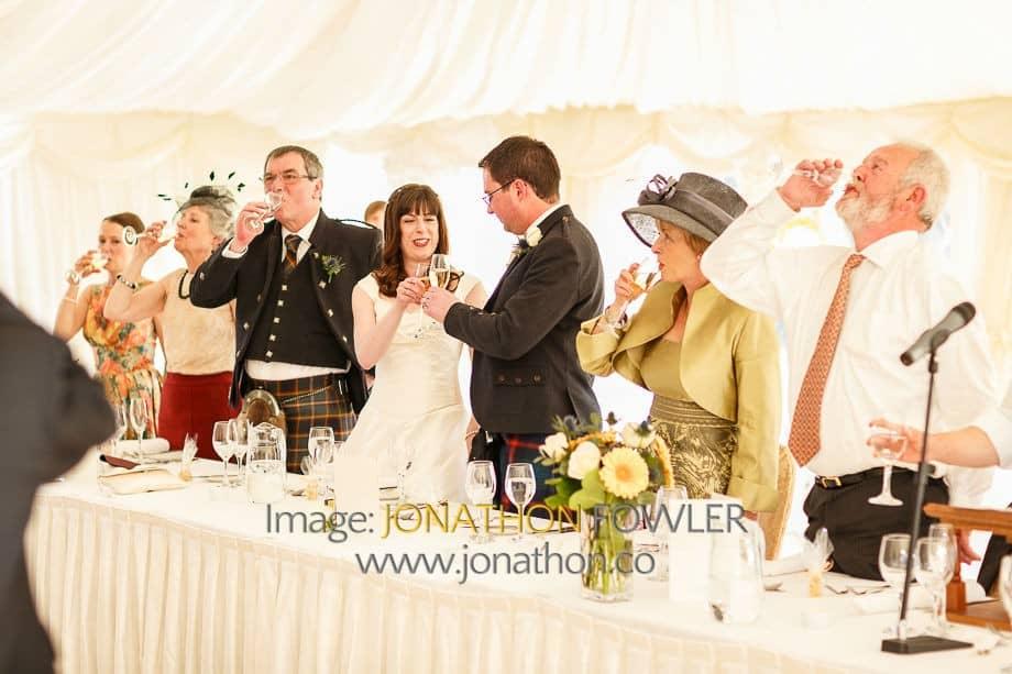 Meldrum House Hotel wedding -1058