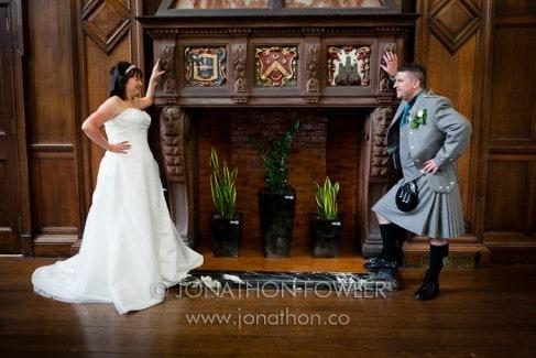 Craighouse wedding