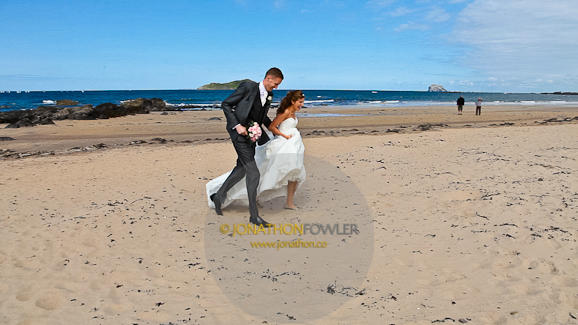 North Berwick Marine Hotel wedding Karla and Steven