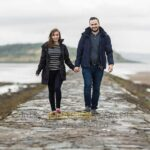 Couple Photography Session At Cramond With Gary And Sarah 038