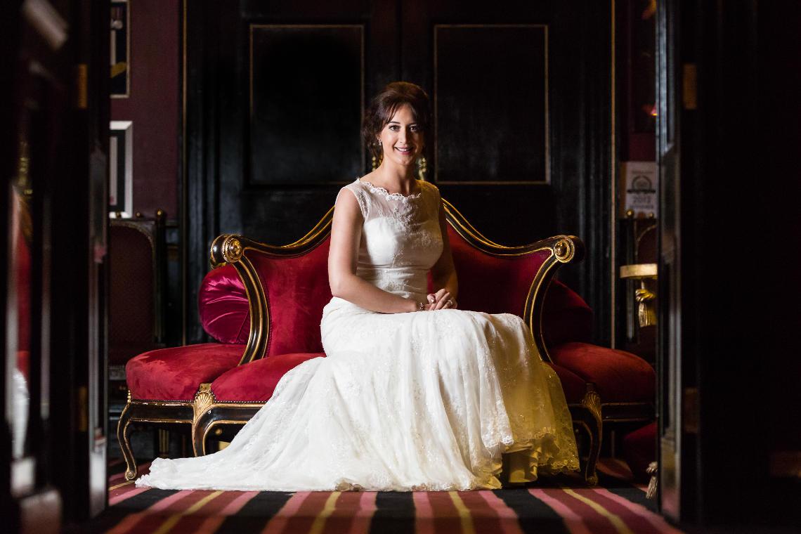 Prestonfield House Weddings Photographer